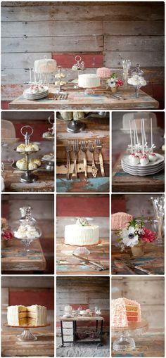 Abbeville Styled Shoot: Part 2, dessert table