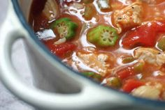 Chicken Gumbo Soup - Joy of Kosher
