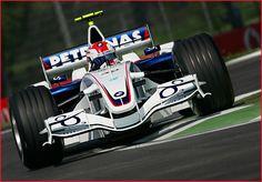 Robert Kubica   BMW Sauber F1.07   San Marino Grand Prix