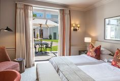 Erinvale Hotel & Spa Retreat to a cocoon of luxury in the heart of Somerset West
