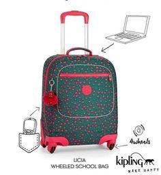 Love this!!! Kipling Monkey, Travel Bag, Baby Shower, Backpacks, Love, School, Travel Bags, Pencil Cases, Busy Bags