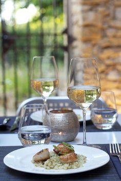 La Maison d'Ulysse, near Uzès, Provence, France. Boutique hotel with lavender-filled gardens, a pool and a hammam. i-escape.com