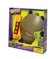 Roboraptor! Skateboard! Ninja turtles! Nerf guns