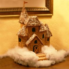 Finalist: A French Normandy Home | 2011 Gingerbread House Contest Winners | Photos | Interior | This Old House
