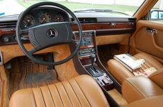 1979 Mercedes Benz W116 69 450SEL
