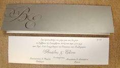 Αποτέλεσμα εικόνας για προσκλητηρια γαμου Wedding Cards, Wedding Ecards, Wedding Invitation Cards, Wedding Card