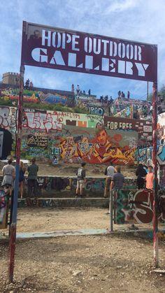 Austin Texas Graffiti Park