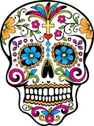 day of the dead patterns - Google Search