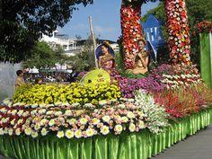Chiang Mai Flower Festival (Chiang Mai, Thailand)