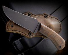 Daniel Winkler WK II Belt Knife