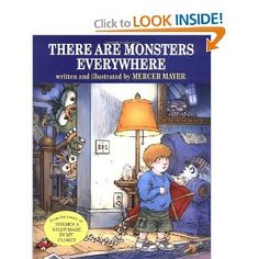 There Are Monsters Everywhere