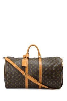 Vintage Louis Vuitton Weekender