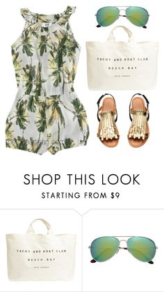 """H&M"" by thestyleartisan ❤ liked on Polyvore featuring H&M"