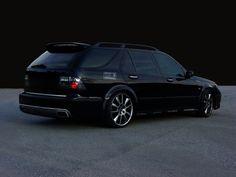 Mean! Saab 9-5 Wagon