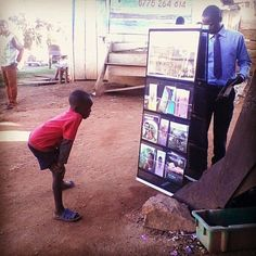 Public witnessing in Uganda.