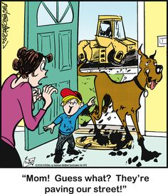 Today on Marmaduke - Comics by Brad Anderson Dog Comics, Funny Comics, Cartoon Dog, Cartoon Pics, Funny Animal Pictures, Funny Animals, Great Dane Dogs, Dog Memes, Dog Humor