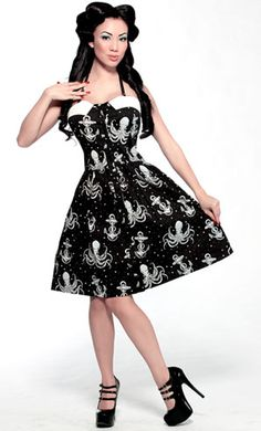 Sourpuss clothing I cant wait to wear this dress