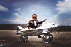What a cool little dude!  Little Ones - Jenn Harvey Photography