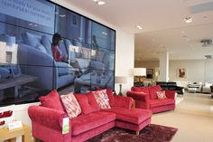 PAI Group - DFS, Tottenham Court Road | AV Interactive    http://www.paigroup.com/projects/case_study/dfs_tottenham_court_road