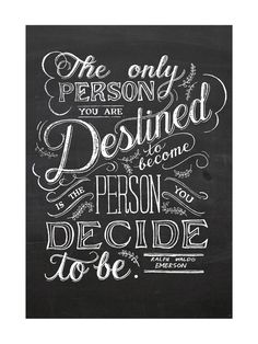 Emerson Quote Art Print by Amanda Paulson | Minted