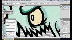 Convert a drawing into vector artwork in Adobe Illustrator