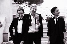 Women can look suave in tailored suits too. Here's how…