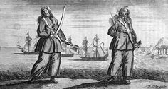 The true history of Pirate Queens Anne Bonny and Mary Read (Smithsonian magazine)