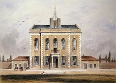The Armoury belonging to the Royal Artillery Company, 1815 (w/c on paper) Wall Art & Canvas Prints by Thomas Hosmer Shepherd