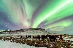 Aurora Borealis. #photography
