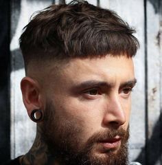 nice 50 Wildly Popular Hairstyles for Men – Incredible Looks To Get You On Trend Today Check more at http://stylemann.com/best-popular-hairstyles/