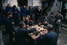 Guangxi, China, 1980. Photographs by Bruno Barbey