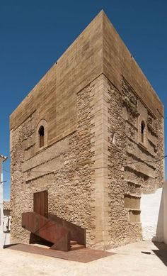 View full picture gallery of Restoration Of The Setenil De La Bodegas Homage's Tower