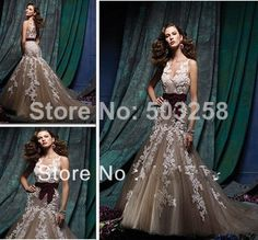 Cheap dress rack, Buy Quality dress aquamarine directly from China dresses suit size 16 Suppliers:>ModelShown<DCD142 In Style Gray Unique Classy Corset Bridal Wedding Gowns Lace Best Weding Dresses Floor Le
