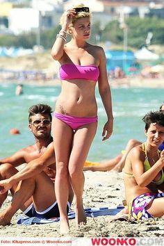 Immagine di bikini and emma marrone