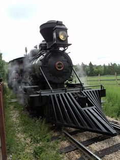 I love steam trains and steamPUNK but these used to creep me out when I was a little kid lol. Something about them is unsettling in a way.