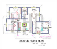 Exceptional Home Plan Elevation Square Feet Kerala House Design Idea Isometric Views  Small House Plans Kerala House Design Idea