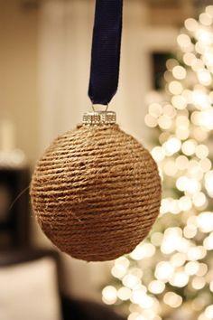 25 Best Handmade Christmas Ornaments
