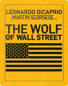 Le loup de wall street en blu-ray métal édition limitée