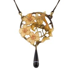 SocialEyesNYC • Macklowe Gallery Nouveau Horn Jewelry, Free Jazz...