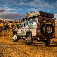 defender 110 rooftent