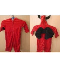 Little Devil Costume (3 to 5 years) www.rentsher.com