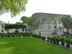 Palais de Topkapi (Istanbul)