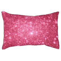 Hot Pink Stars Dog Bed