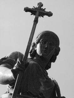 Brunnen Most Beautiful Cities, Vienna, Statue, City, Fountain, Sculpture