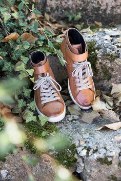 Der Herbst kann kommen mit Pauls in der Trendfarbe Cognac! paul-green.com #paulgreen #autumn #fall