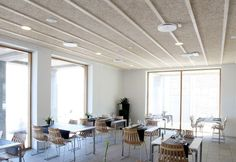 PRODUCT: Structure  MANUFACTURER: Troldtekt    Acoustic solutions,Ceiling panels,Ceiling systems,Room acoustics,Wall panels  Architonic ID: 1163363