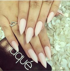 Nail goals...that soft pink is perf