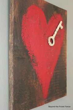 Key to my heart...and perhaps our first home together.