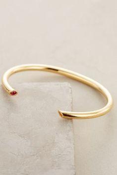Elizabeth and James Obi Bangle Pink All Bracelets #anthrofave