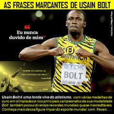 O Blog do JF: As frases marcantes de Usain Bolt
